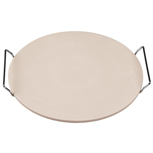 Wilton Perfect Results Ceramic Pizza Stone, 15-Inch - Ceramic Baking Stone