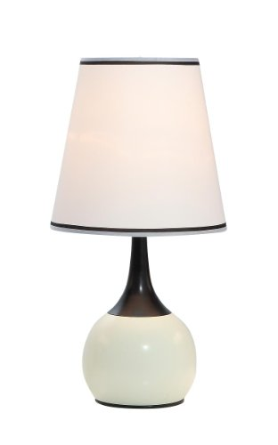 Ok lighting OK-815PL-SP1 Table Touch Lamp, 12