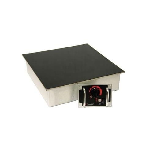 amazoncom cooktek mcd2500 208240v single burner dropin induction cooktop watts free standing ranges kitchen u0026 dining