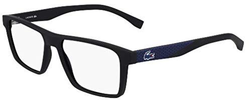 Eyeglasses LACOSTE L 2843 001 BLACK MATTE