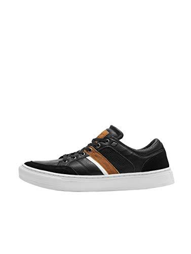 British Sneakers Noir Knights Cove Homme 02 Basses cognac black ZZ1UR7S ... 2e9ca44f249
