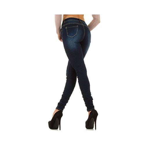 Jeans Maxatys Maxatys Bleu lexxury lexxury Femme Up1vtx