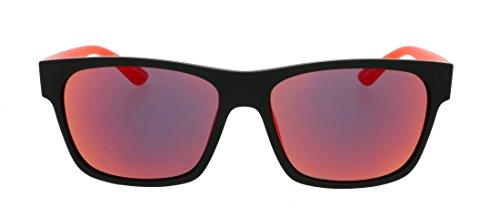 Negro Espejados Hombre Timezone rojo Gafas 38 Mate Unisex Rojo CLARY de Sol Gris Mujer 8qtOqv