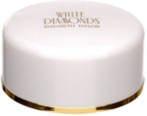 - White Diamonds/Elizabeth Taylor Body Powder 2.6 Oz (W)