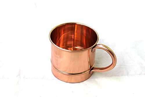 STREET CRAFT 100% Authentic Copper Moscow Mule Mug
