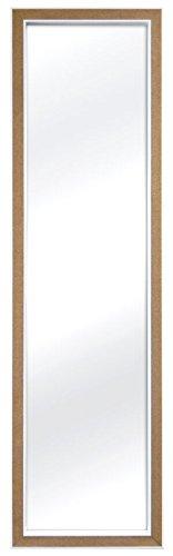MCS 12x48 Inch Over the Door Mirror