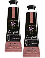 Bath and Body Works 2 Pack Aromatherapy Comfort Vanilla Patc