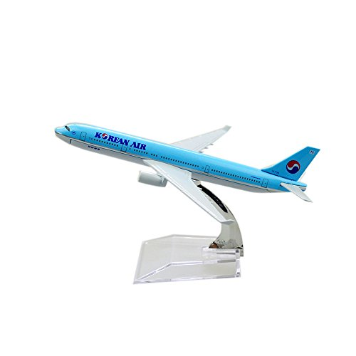 24-hours-korean-air-a330-alloy-metal-model-aircraft-child-birthday-gift-plane-models-chiristmas-gift