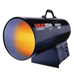 Heatstar By Enerco F170085 Forced Air Variable Propane Heater HS85FAV, 85K
