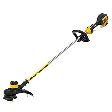 DEWALT DCST920B 20V MAX Lithium-Ion XR Brushless 13  String Trimmer (Bare Tool)