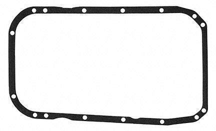 OE Replacement for 1989-1995 Plymouth Acclaim Engine Oil Pan Gasket (Base / LE / LX) ()