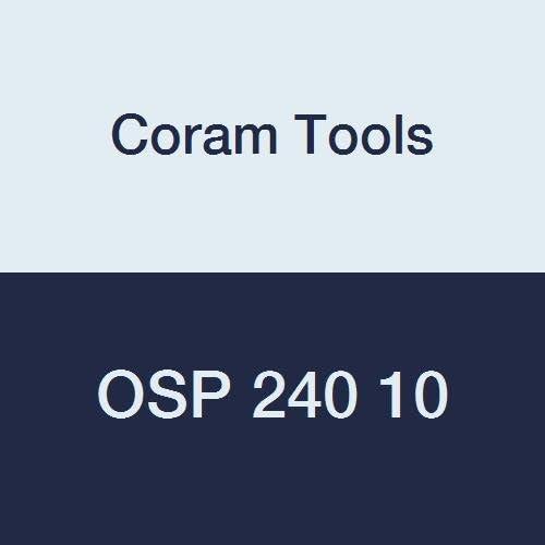 OSP 240 10 240 Grit Sand Paper, 10 Pack