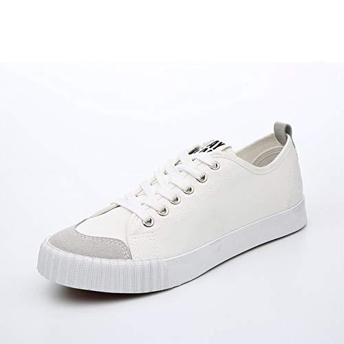 In Scarpe Da Ginnastica Sportive Donna Unisex Traspirante Vulcanizzate Sneaker Outdoor Casual Ysfu Tela qw0E45