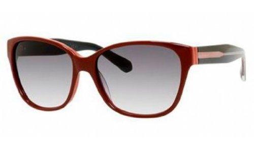 Marc by Marc Jacobs Sunglasses - MMJ387 / Frame: Burgundy Orange Red Lens: Grey Gradient