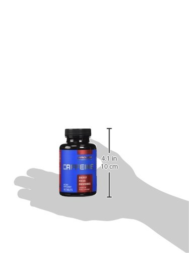 ProLab Caffeine Pills Energy and Focus: (3) 100-Count Bottles (200 mg) by ProLab (Image #7)