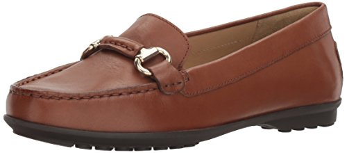 D Mocassins B Brown Geox Elidia Women's A5UPwP