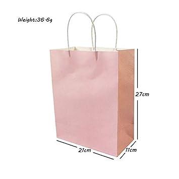 Amazon.com: Bolsas de papel kraft: 10 unidades por lote ...