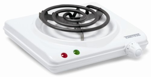 Toastess THP-432 Electric Single-Coil Cooking Range, (Electric High Speed Coil Range)