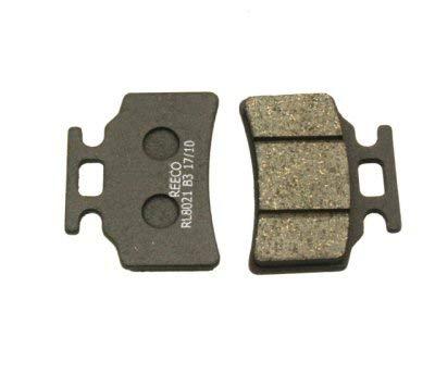 Btm Tab - Front Brake Pads