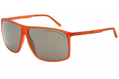 Porsche Porsche Design Orange Design Sonnenbrille Sonnenbrille P8594 qwEpwzZ