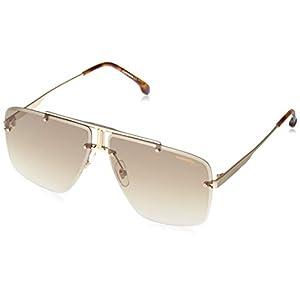 Sunglasses Carrera 1016 /S 0J5G Gold / 86 blackbrowngreen lens