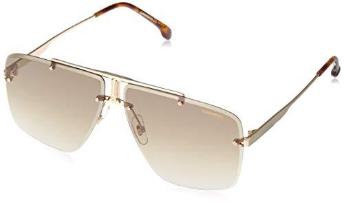 - Sunglasses Carrera 1016 /S 0J5G Gold / 86 blackbrowngreen lens