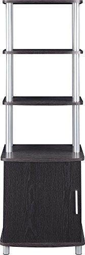 Ameriwood Home Carson Audio Stand, Espresso from Ameriwood Home