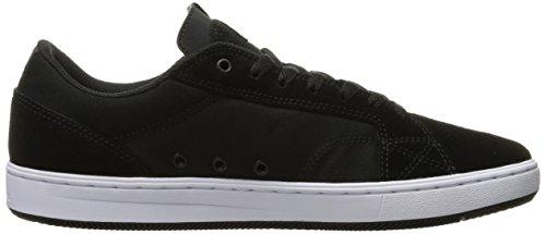 DC Astor - Zapatillas de skateboarding para hombre multicolor negro/blanco, color negro, talla 41