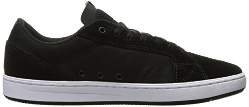 DC Astor - Zapatillas de skateboarding para hombre multicolor negro/blanco, color negro, talla 43,5 EU (M)