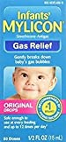 Mylicon Infants Anti-Gas Drops Original 0.5 oz. Per Bottle (11 Pack)
