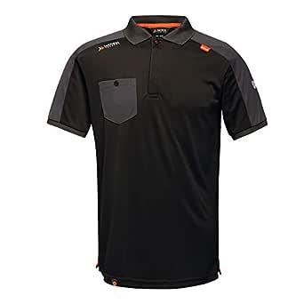 Regatta Tactical Threads Offensive Wicking Workwear Polo Shirt T ...