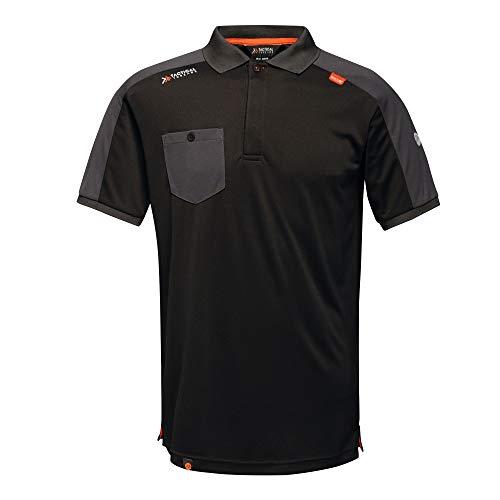 Regatta T-Shirt de Travail Homme Tactical Threads /Évacuant Rapidement Lhumidit/é avec Imprim/é Dread T-Shirts//Polos//Vests Homme