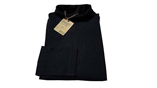 Wrangler Herren Langarmshirt schwarz schwarz Small