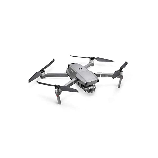 """DJI Mavic 2 Pro Drone con Smart Controller, Fotocamera Hasselblad L1D-20c, Video HDR a 10 bit, 31 Min di Autonomia, Sensore CMOS 1"""" 20 MP, Radiocomando con Monitor 5.5"""" Ultra-Luminoso 1080p 3 spesavip"""