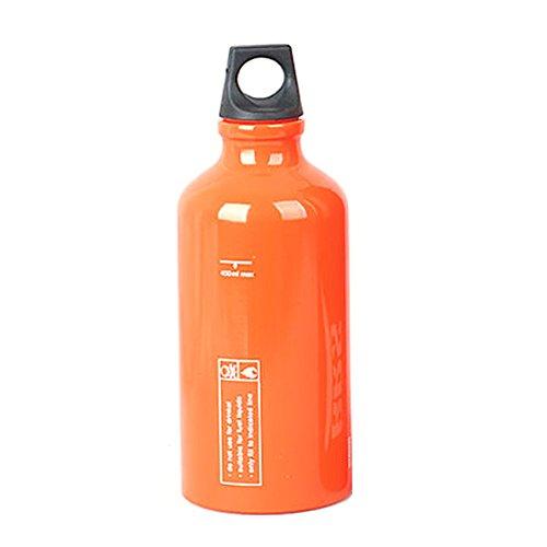 BRS Brs Outdoor Camping Petrol Diesel Kerosene Alcohol Liquid Gas Tank Fuel Storage Bottle (BRS-102 530ml)