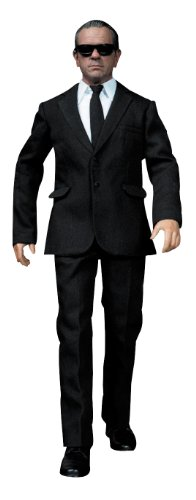 Enterbay Men in Black 3: Agent K Real Masterpiece Action - Agent In Men Black