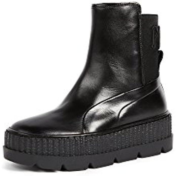 PUMA Women's Fenty x Chelsea Sneaker Boots