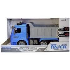 Dimasa Con Bañera Volquete Basculante Camión Azul Fricción UVpGqSMz