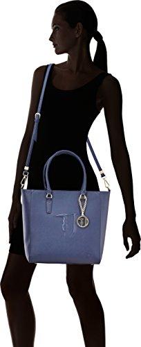 Bleu Sacs Jeans Trussardi Blu 1y090125 portés épaule 75b00001 wYtqdq4xp