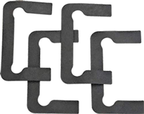 C.R. LAURENCE P1NGASK CRL Black Gasket Replacement Kit for Pinnacle Hinges