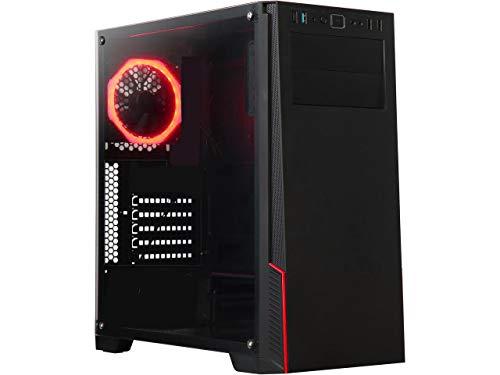 Centaurus Dorado | AMD Ryzen 2600 3.8GHz Six-Core, 8GB RAM,