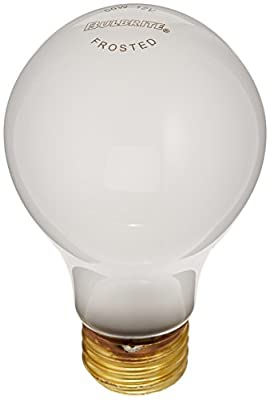 Bulbrite 50A19F/12 50-Watt A19 Frost 12 Volt Incandescent Bulbs