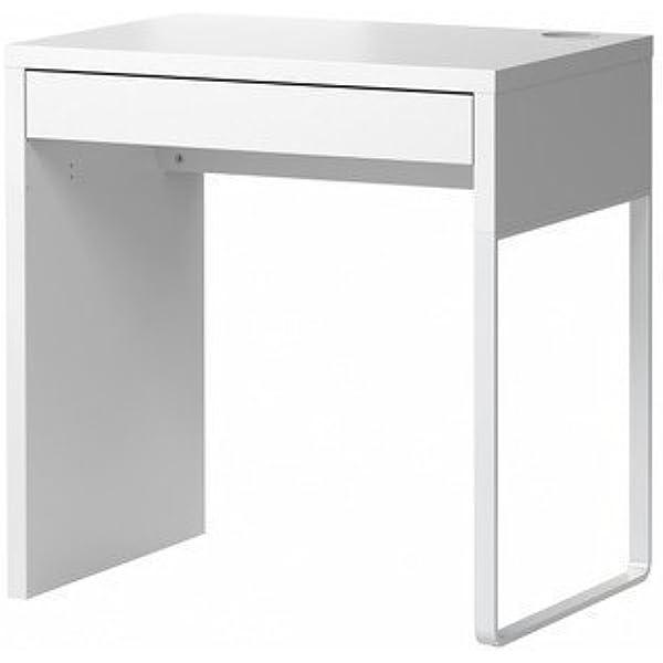 Mesa escritorio ikea blanca