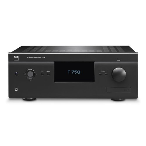 Nad T 758 Surround Receiver