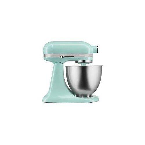 KitchenAid KSM3311XIC Artisan Mini 3.5 Quart Stand Mixer Ice Blue