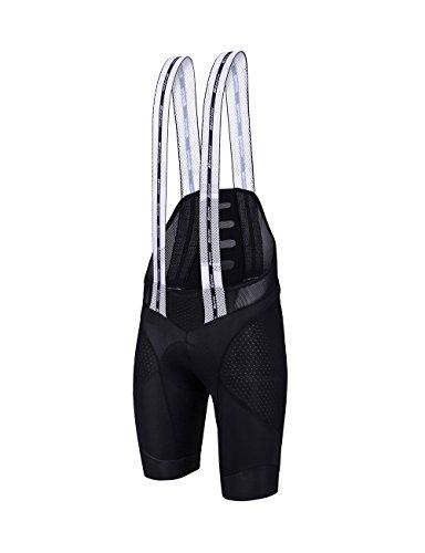 Santini BCool Bib-Shorts, Black, X-Large ()