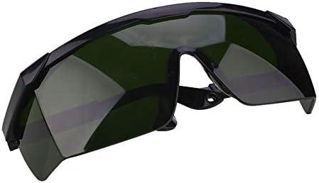 Gafas de seguridad l/áser Protecci/ón ocular para IPL//E-light Depilaci/ón Gafas protectoras de seguridad Gafas universales Gafas