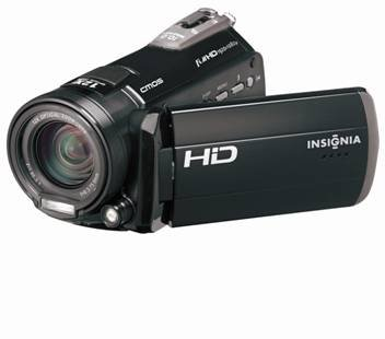 amazon com insignia ns dv111080f camcorder high definition rh amazon com Insignia TV Manual Insignia Camcorder 1080P