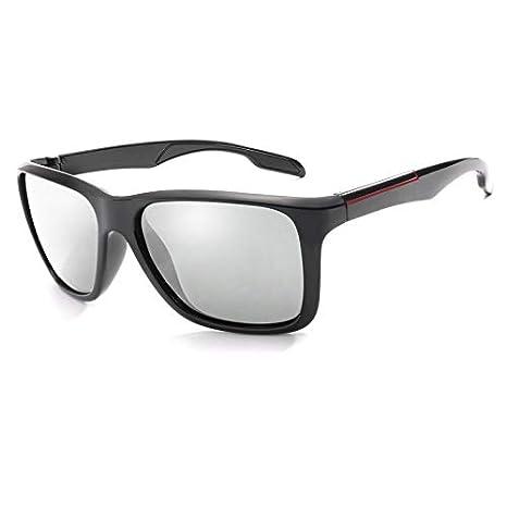 Amazon.com: Gafas de sol fotocromáticas para hombre ...