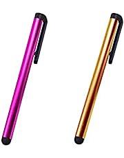 قلم رفيع لجميع شاشات اللمس الذكية واللاب توب متعدد الالوان